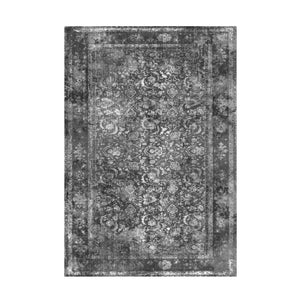 Tapis Design Traditionnel Vintage 8404 Gris