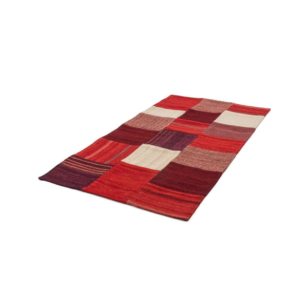 Tapis En Laine - Radical 230 Rouge - Multi