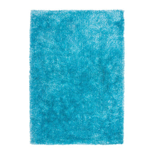 Tapis Shaggy - Diamond 700 Cyan