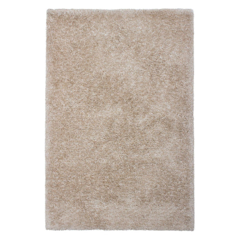 Tapis Shaggy - Equateur - Macas Sable