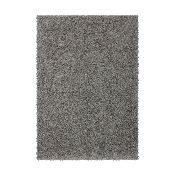 Tapis Shaggy - Norvège - Oslo Argent