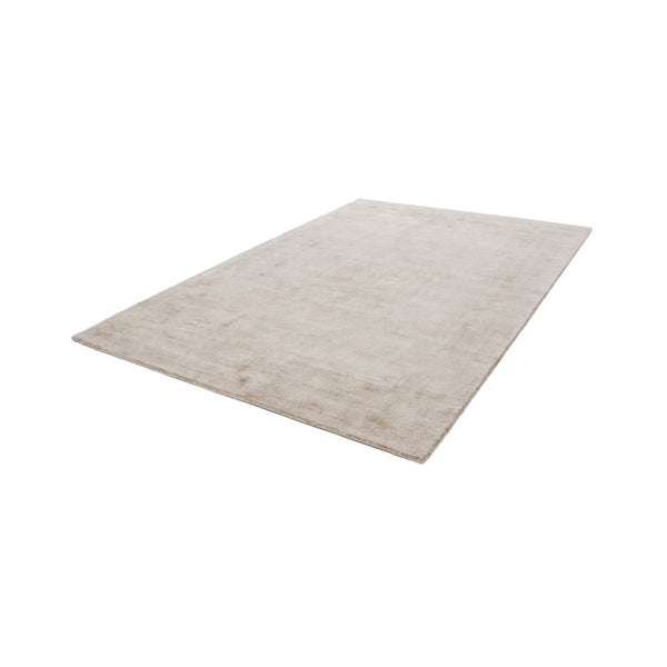 Tapis Shaggy Retro - Luxe 110 Ivoire - Taupe