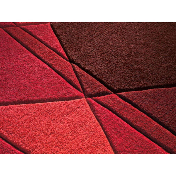 Tapis Tissé - Joy 4058 Rouge