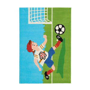 Arte Espina - Tapis Tissé - Joy 4090 Multi Football 110Cm X 160Cm