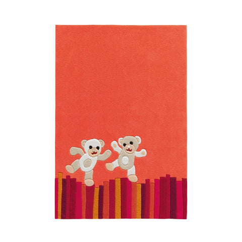 Tapis Tissé - Joy 4117 Multi Teddy