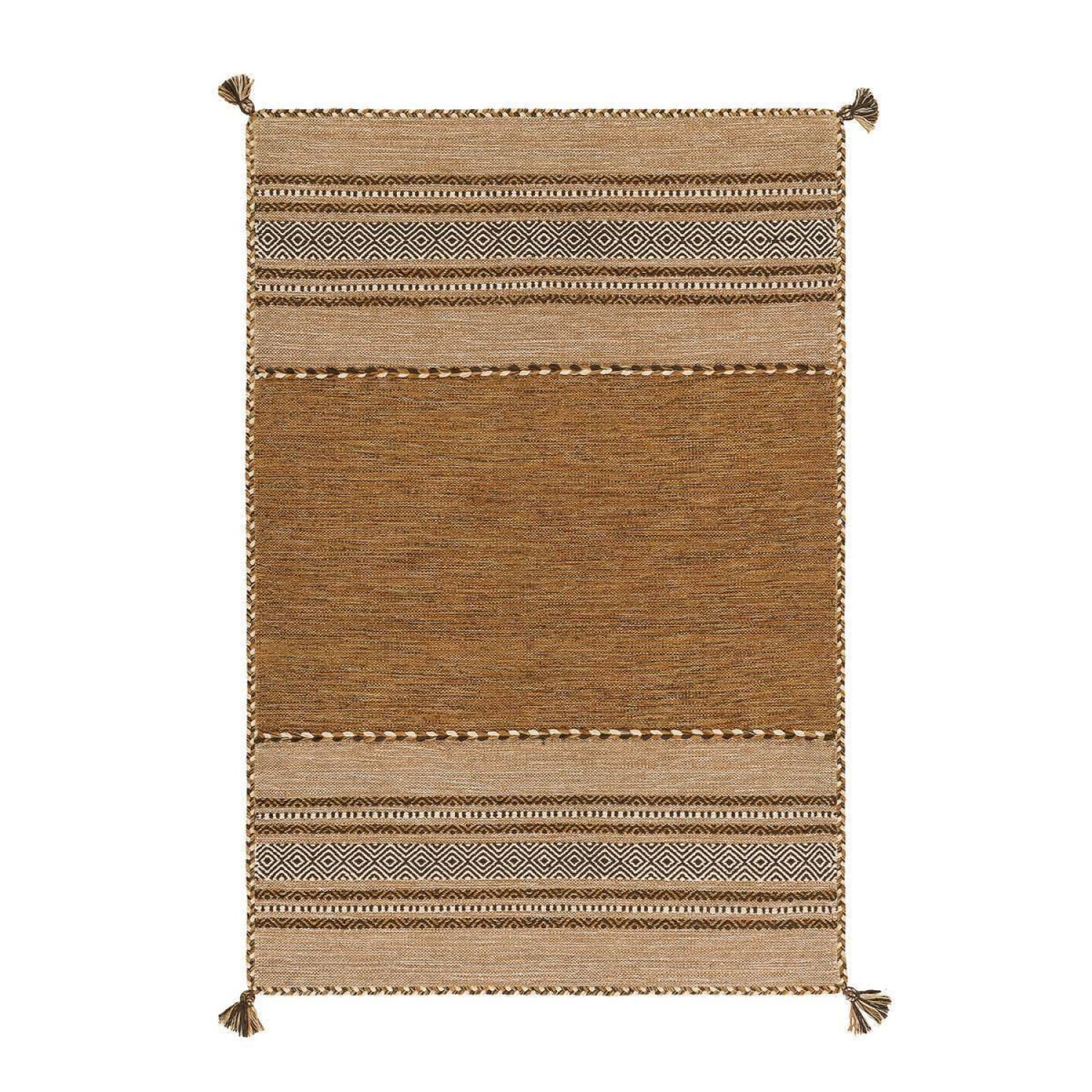 Tapis Traditionnel Navarro 2921 Marron