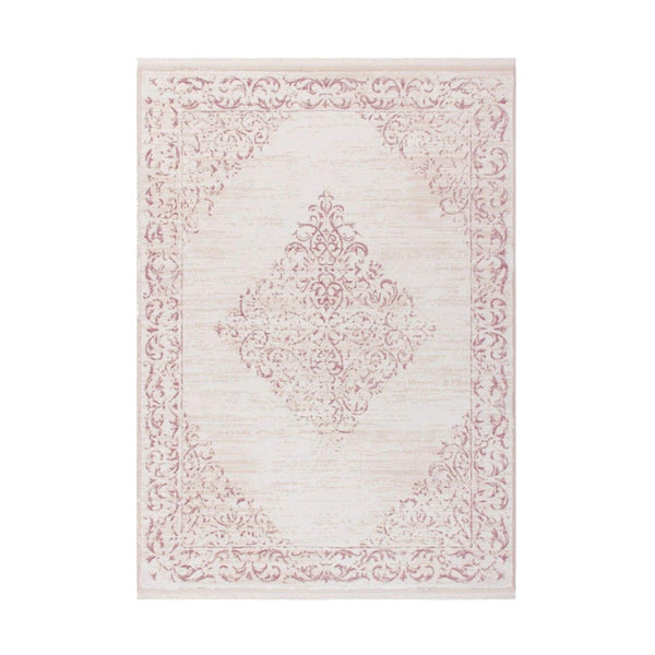 Tapis Traditionnel - Lituanie - Palanga Rose