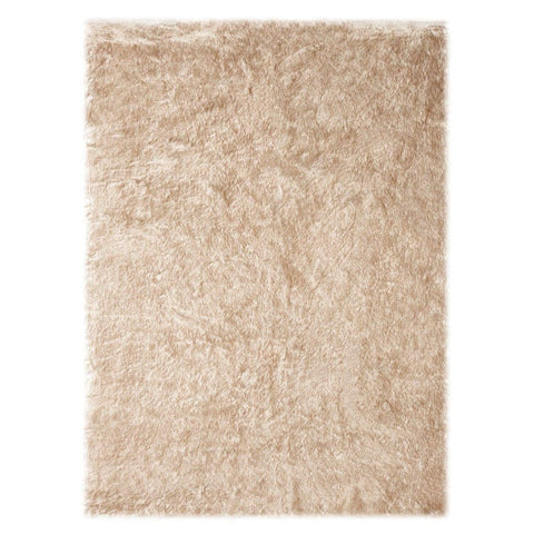 Tapis Tufté - Crown 110 Blanc - Marron
