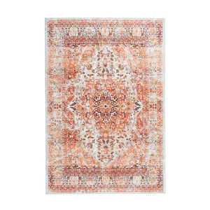 Tapis Vintage - Galaxy 1000 Orange - Beige