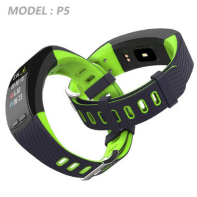 JSK-P5 Smart Fitness Band Waterproof Fitness