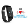 YO+ YOSSUM H3 Smart Wristband , IP67 Waterproof Bluetooth 4. 0, OLED Display, Heart Rate Monitor, Sport Smart Bracelet, Sleep Monitor band for iOS and Android
