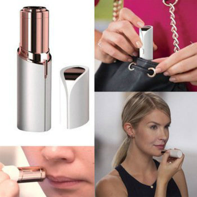 Yo+ Finishing Touch Flawless Painless Hair Remover Shaver For Women