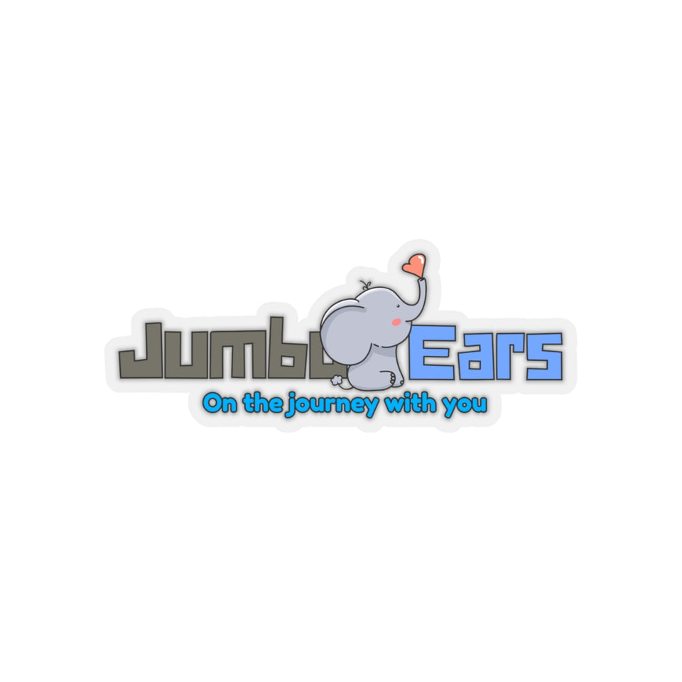 Jumbo Ears™ Kiss-Cut Stickers - JUMBO EARS