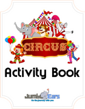 Circus Activity Book by Jumbo Ears - JUMBO EARS