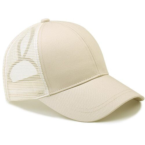 Ponytail Baseball Cap - JUMBO EARS