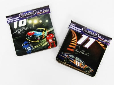 Kyle Busch 2016 Sublimated Coaster Set