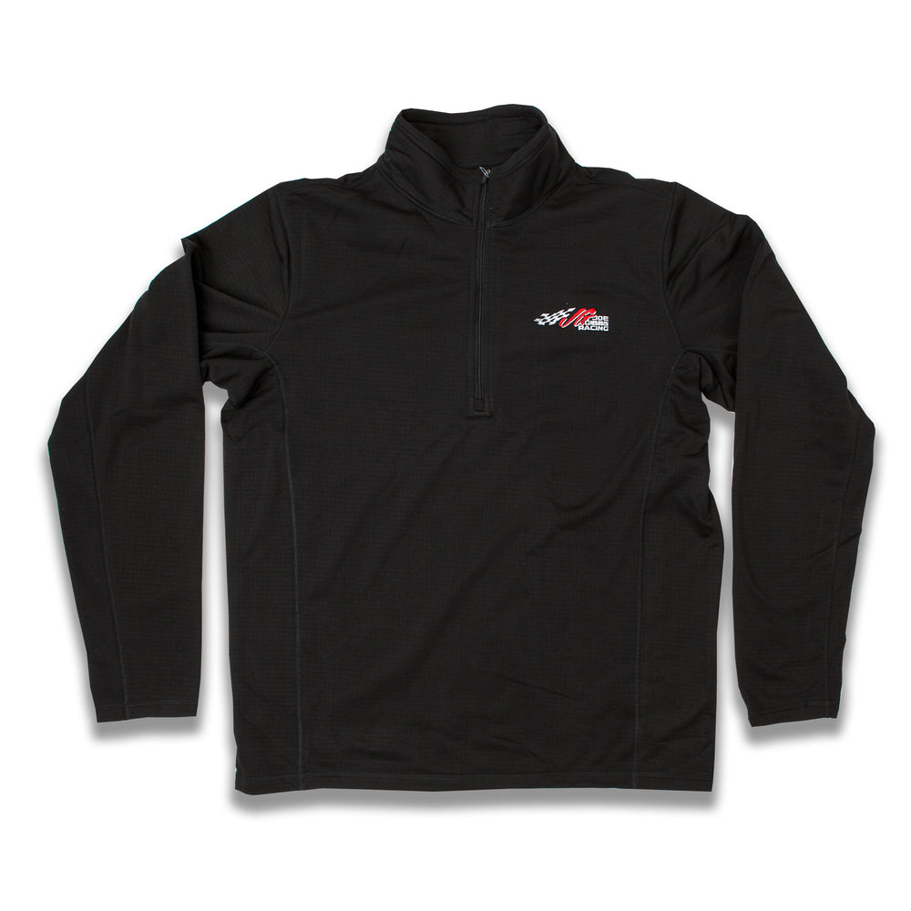 JGR Men's Radiance Thermal Dry Performance Fleece - Black