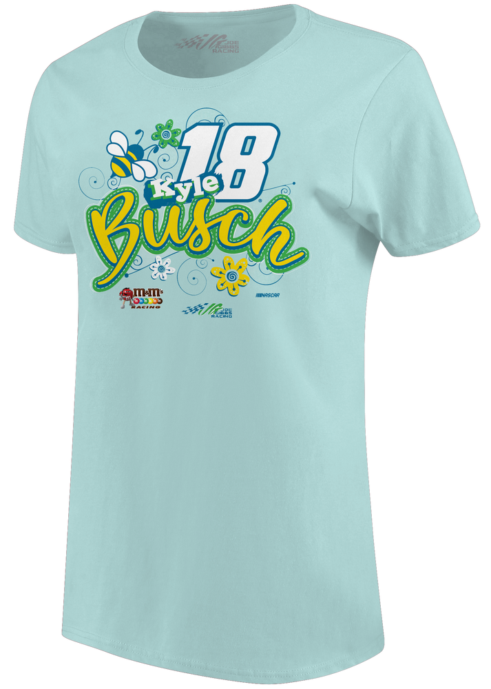Kyle Busch Girls Youth 2020 Tee