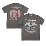 Joe Gibbs Racing 2019 Record Breaking Season Tee