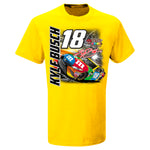 Kyle Busch M&M Backstretch Tee