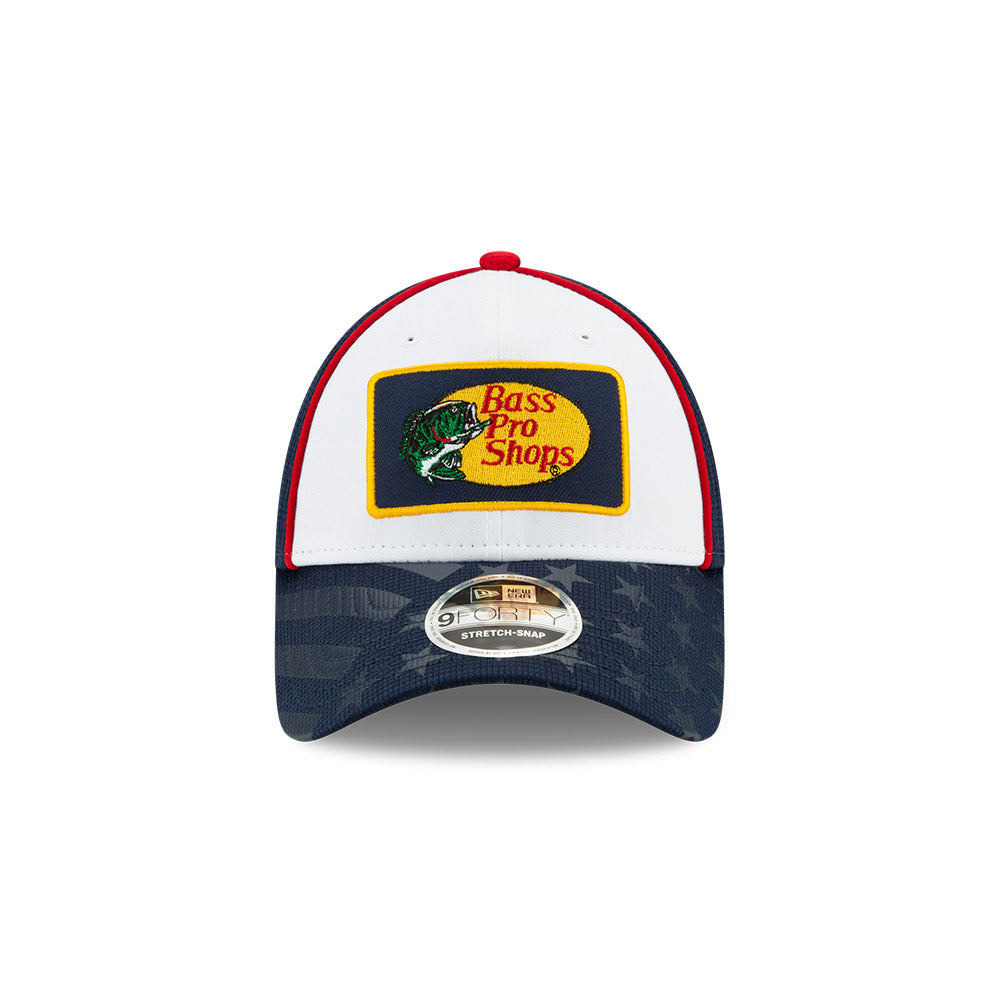 Martin Truex Jr. 2020 Bass Pro Shops American Salute New Era 940 SS Hat