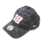 Kyle Busch New Era Women's 920 Tech Gray Hat