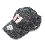 Denny Hamlin New Era Women's 920 Tech Gray Hat