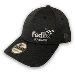 Denny Hamlin FedEx 2020 Black Shadow Tech New Era 940 Hat