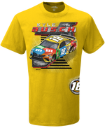 Kyle Busch 2019 Full Throttle Tee