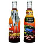 Kyle Busch 2019 MENCS Champion Bottle Cooler
