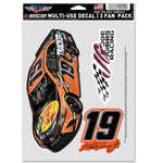 Martin Triex Jr 2020 3 Fan Pack Multi Use Decal