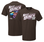 Kyle Busch 2020 M&M's Fudge Brownie Tee