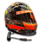 Martin Truex Jr. Bass Pro Shop 2019 Replica Helmet Full Size