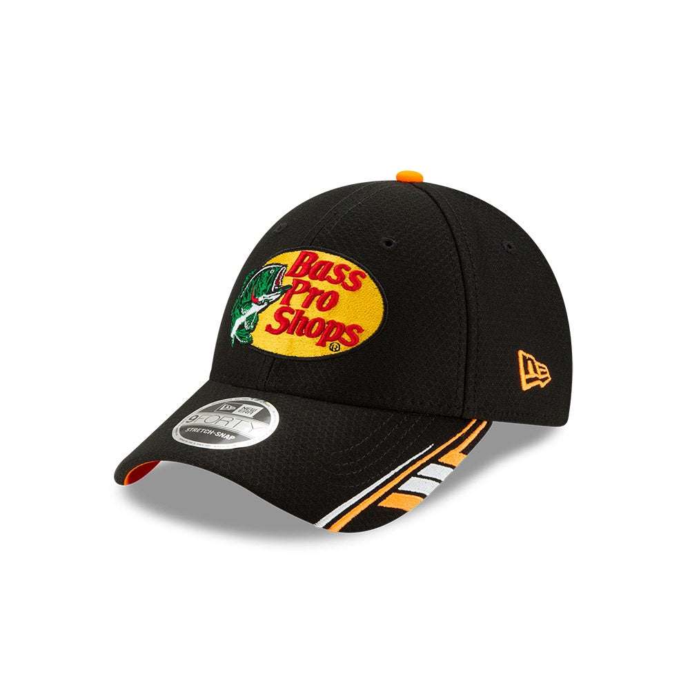 Martin Truex Jr. 2020 Sponsor NE 940 Stretch Snap Cap -Bass Pro Shops