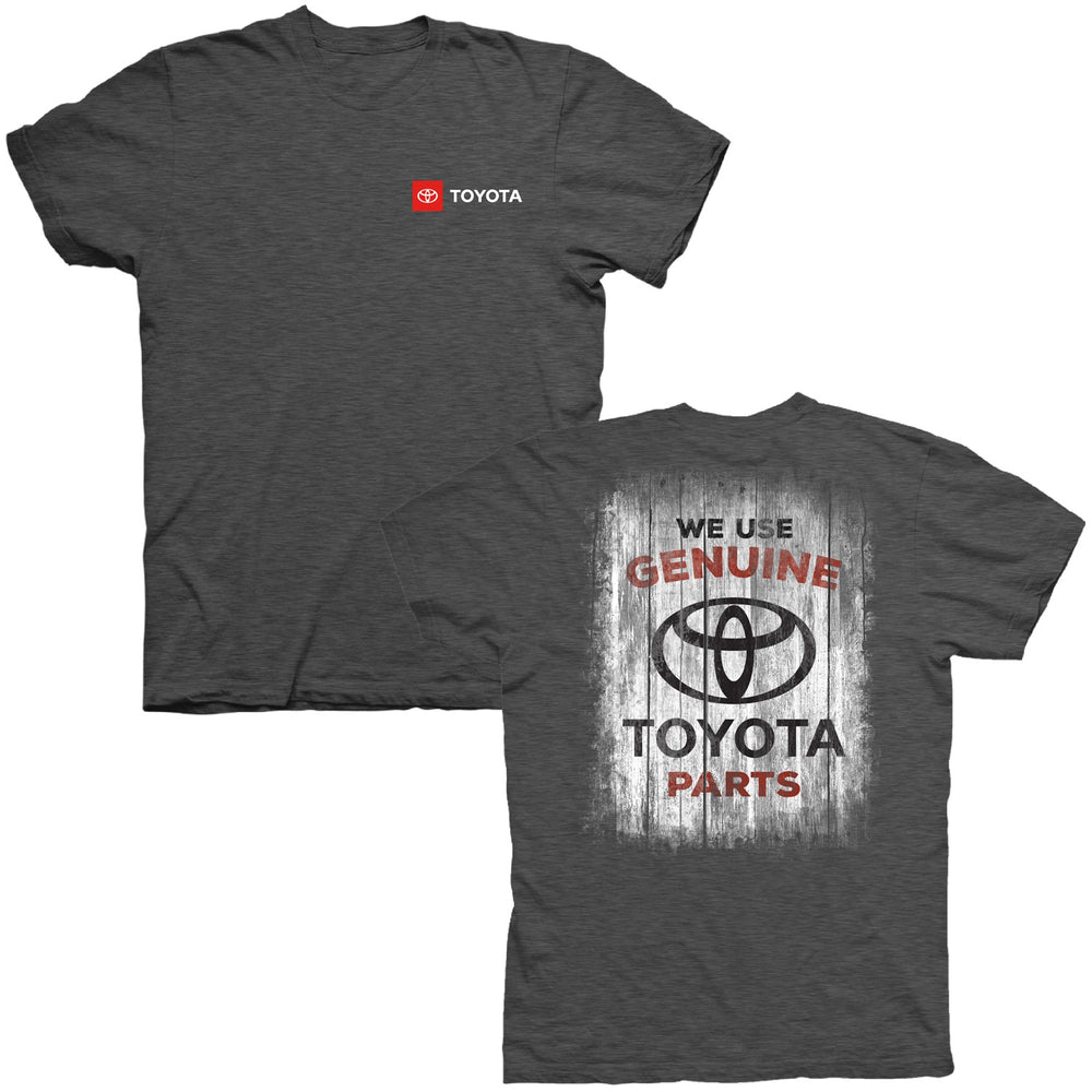 Toyota Racing Genuine Parts Tee