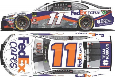2018 1:64 Denny Hamlin FedEx Cares Die cast