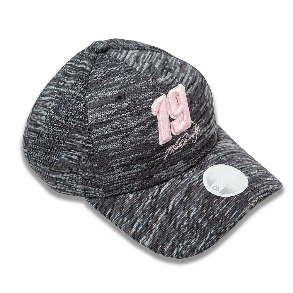 Martin Truex Jr. New Era Women's 920 Tech Gray Hat