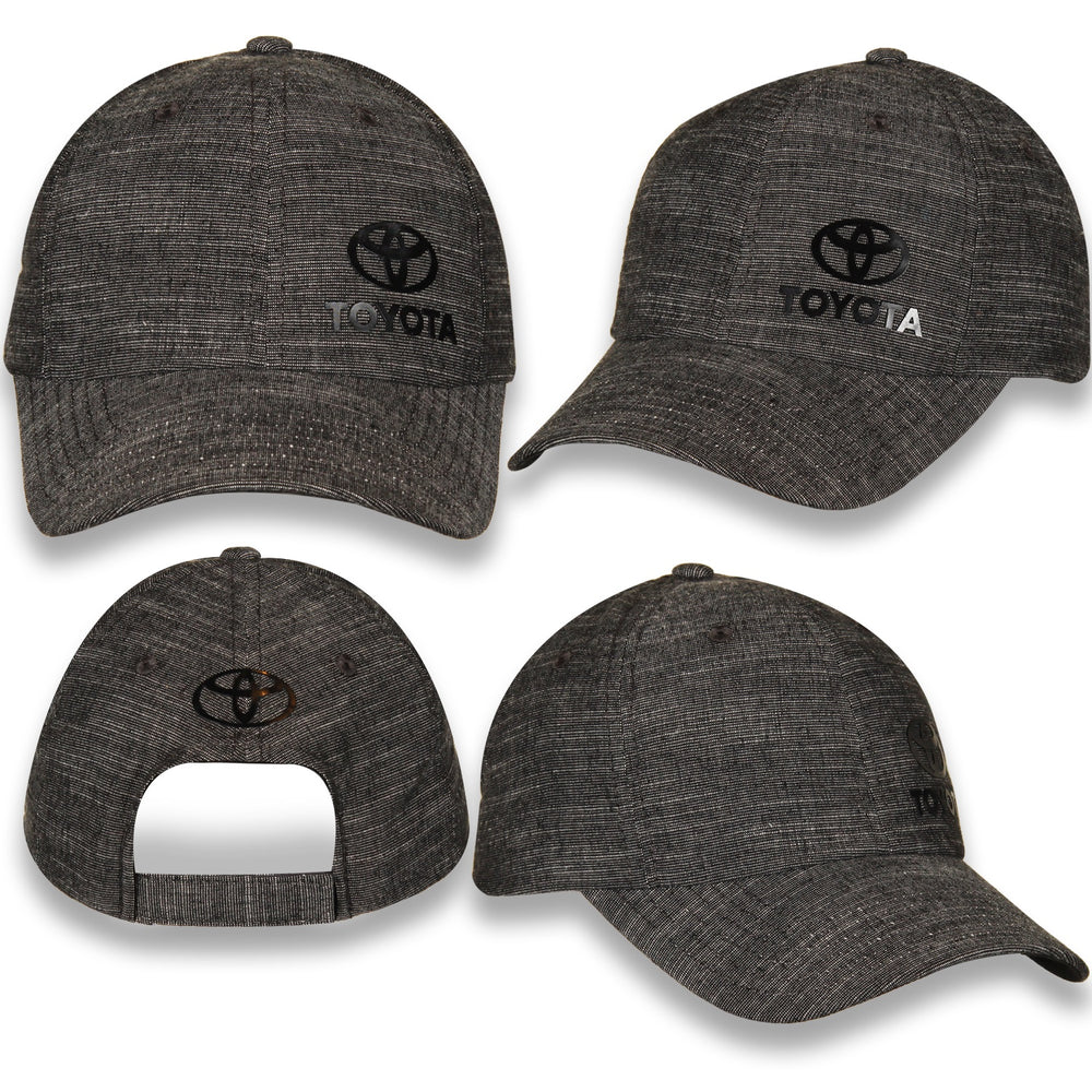 TRD Tweed Low Profile Velcro Close Cap