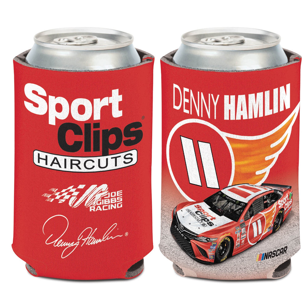 Denny Hamlin 2017 Darlington Can Coozie
