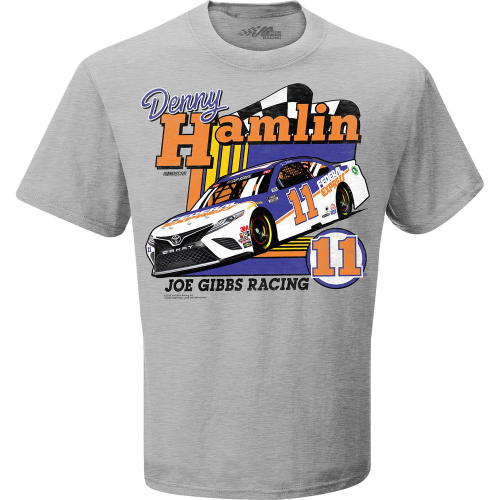 2020 Denny Hamlin Darlington Throwback Federal Express Tee