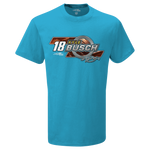 Kyle Busch M&M's Hazelnut Car Tee