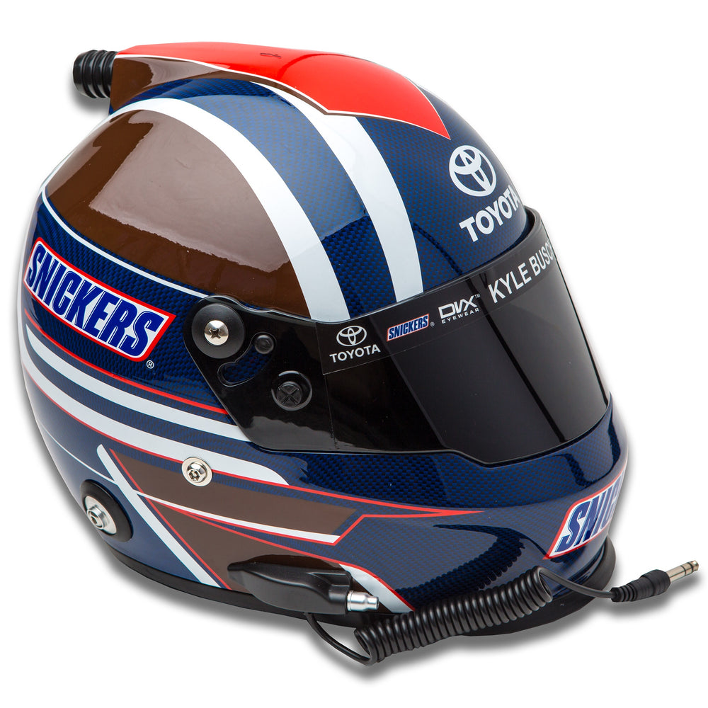 Kyle Busch Snickers 2018 Replica Full Size Helmet