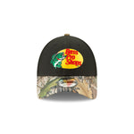 Martin Truex Jr. New Era 940 Black Camo Bass Pro Shops Driver Hat