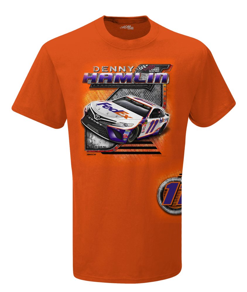 Denny Hamlin 2019 Full Throttle Tee