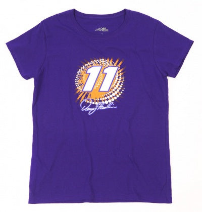 Denny Hamlin 2017 Ladies FedEx Car Tee
