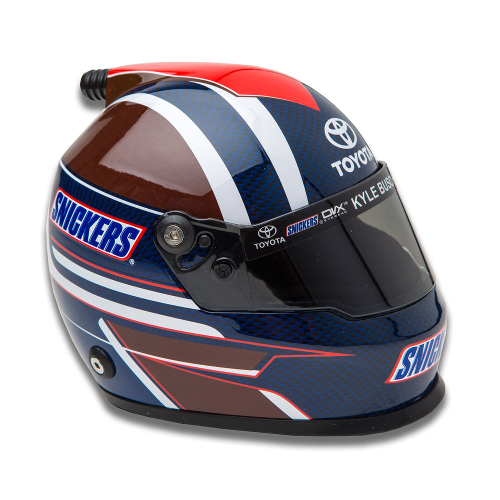 Kyle Busch Snickers 2018 Replica Mini Size Helmet