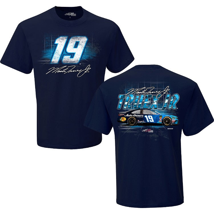 Martin Truex Jr. Auto Owners Car Tee