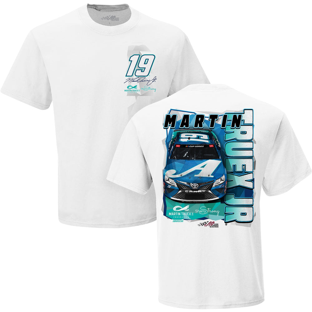 Martin Truex Jr. Auto Owners Sherry Strong Tee
