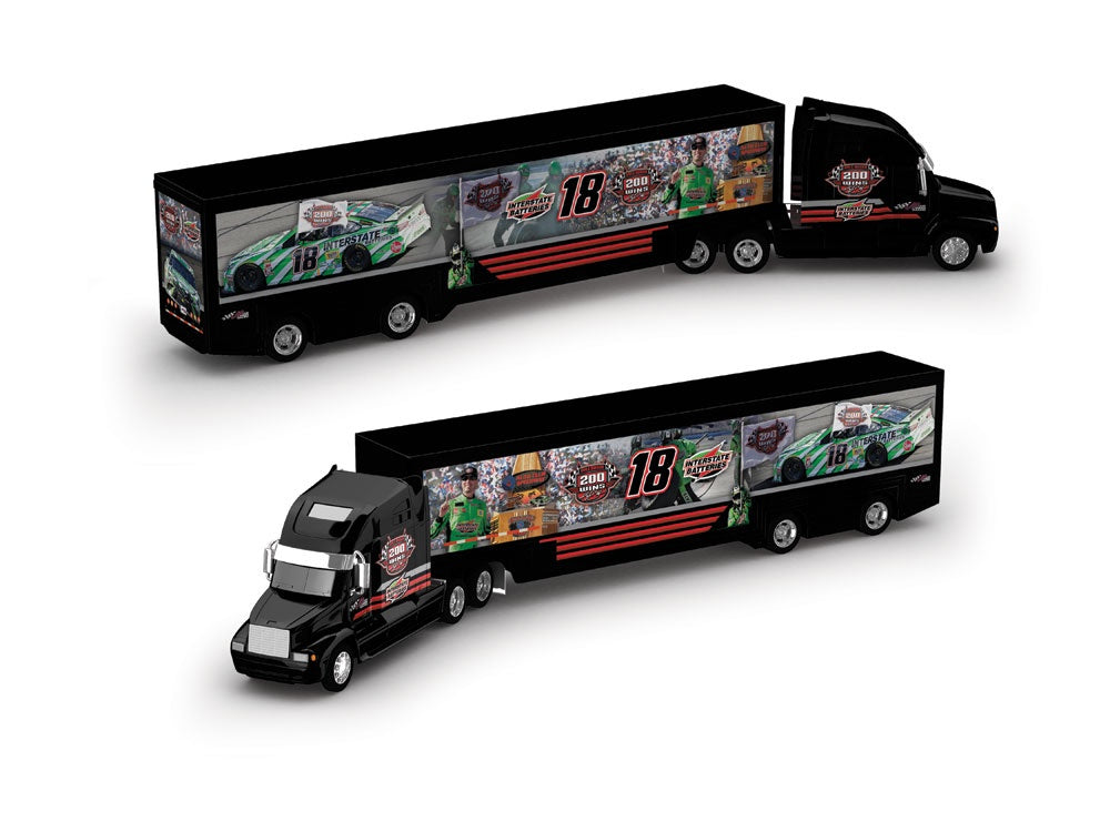 2019 1:64 Kyle Busch 200th Win Diecast Hauler