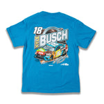 Kyle Busch 2019 M&M Hazelnut Youth  Tee
